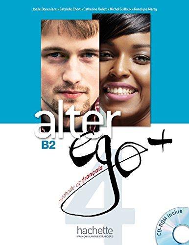 ALTER EGO + B2 ALUMNO +CD