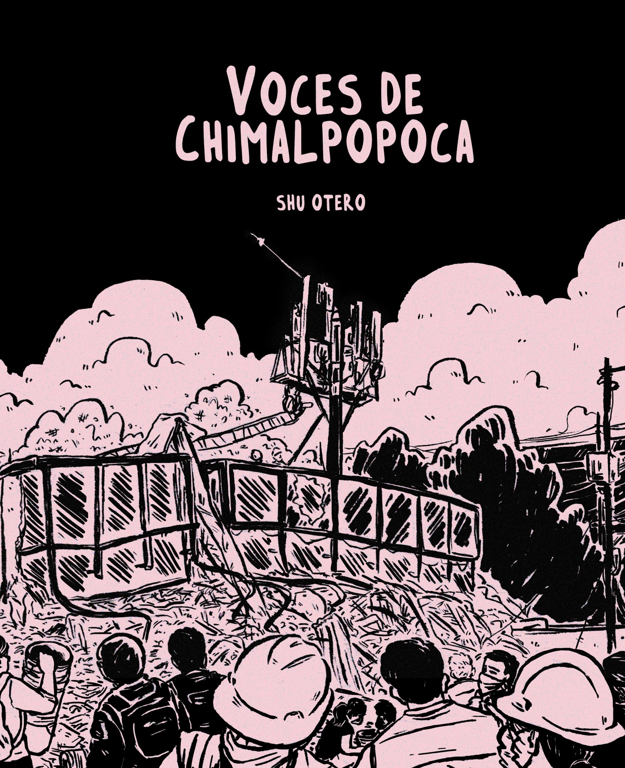 Voces de Chimalpopoca