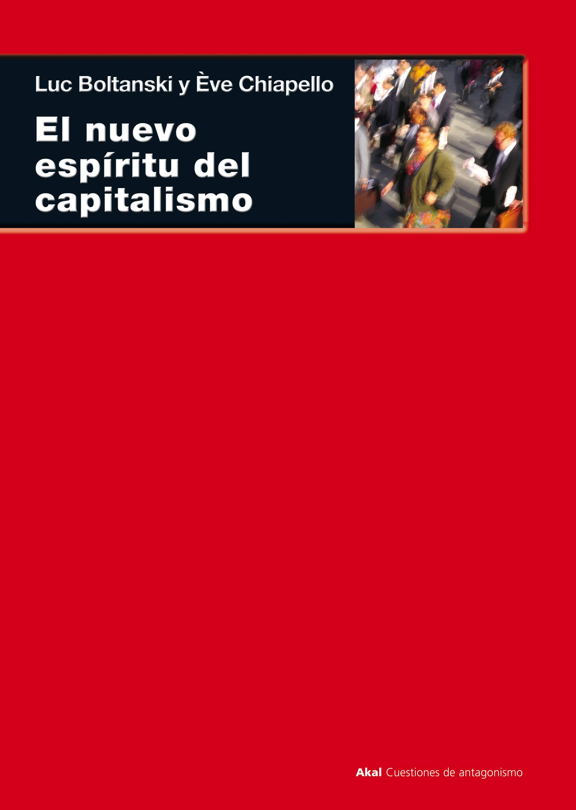 El nuevo espíritu del capitalismo