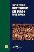 INSTITUCIONES DEL MUNDO MUSULMAN