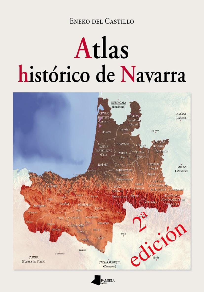 Atlas histãrico de Navarra