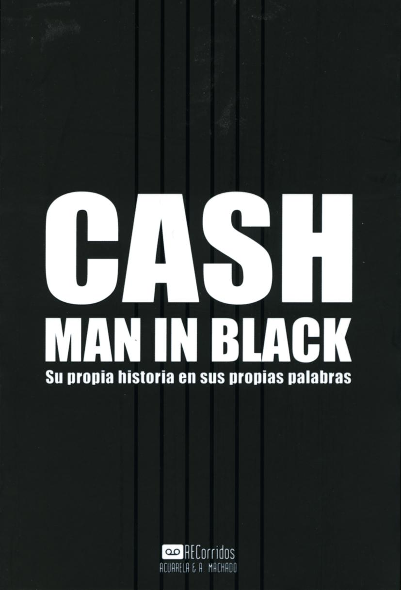 Cash. Man in Black