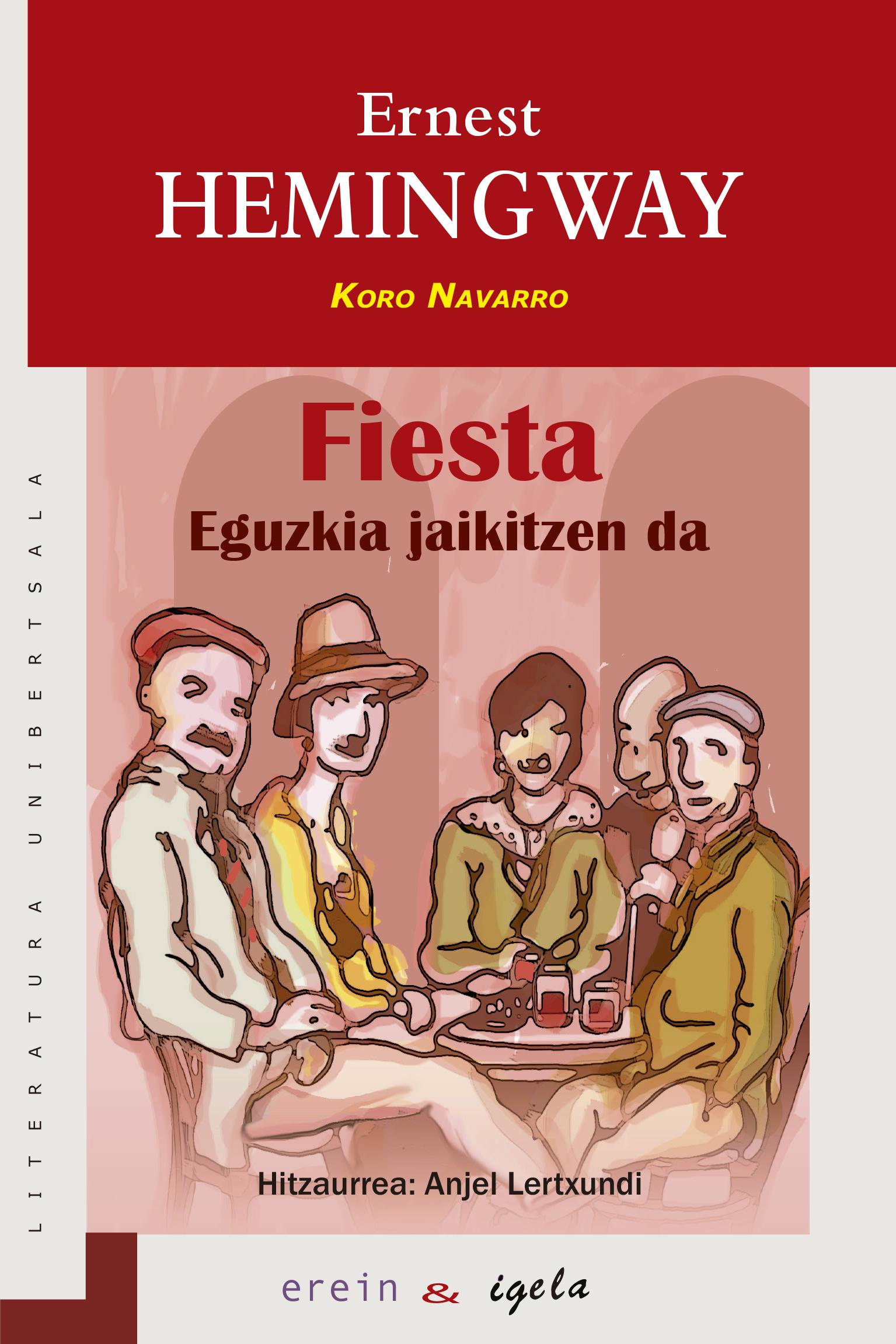 Fiesta: Eguzkia jaikitzen da