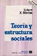 TEORIA Y ESTRUCTURA SOCIALES