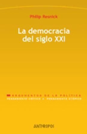 LA DEMOCRACIA DEL SIGLO XXI
