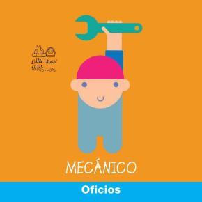 OFICIOS : MECÁNICO