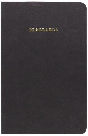 BLABLABLA (EL GENESIS)