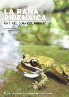 La rana pirenaica