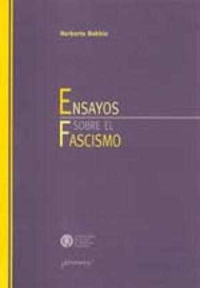 ENSAYOS SOBRE EL FASCISMO