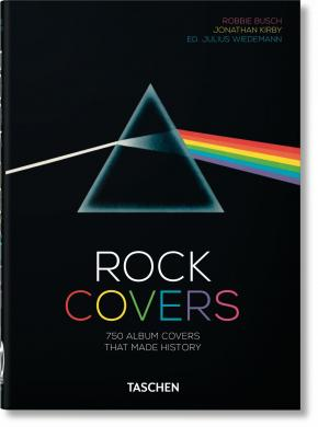 Rock Covers. 40th Anniversary Edition