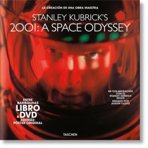 Stanley Kubrick. 2001: una odisea del espacio. Libro y DVD