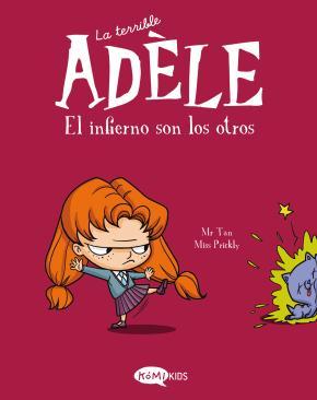 La terrible Adèle Vol.2  El infierno son los otros