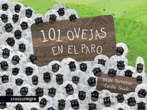 101 ovejas en el paro