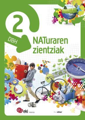 EKI DBH 2. Naturaren Zientziak 2 (Pack 3)