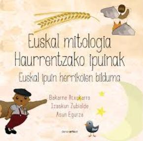 Euskal mitologia. Haurrentzako ipuinak