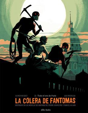 La cólera de Fantomas 2