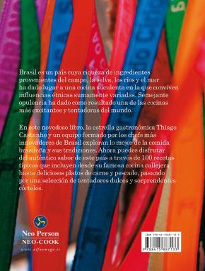 Brasil: Libro de cocina