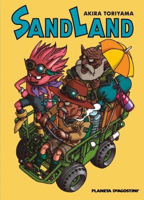 Sandland (nueva edición)