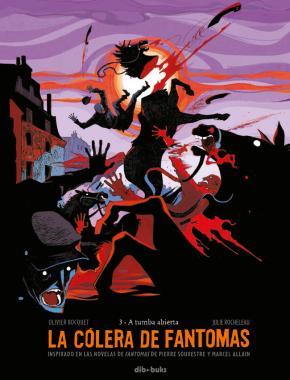 La cólera de Fantomas 3