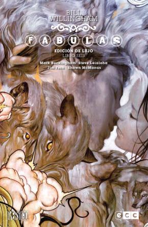 Fábulas: Edición de lujo - Libro 6 (2a edición)