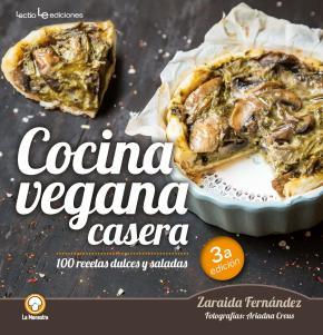 Cocina vegana casera