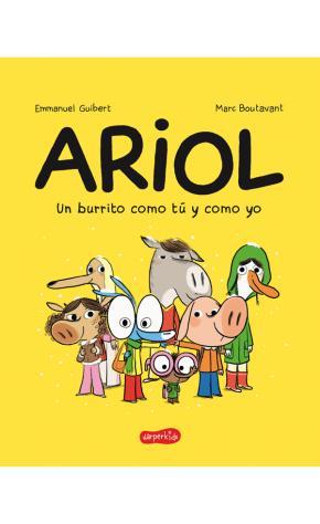 Ariol. Un burrito como tú y como yo