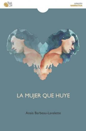 MUJER QUE HUYE