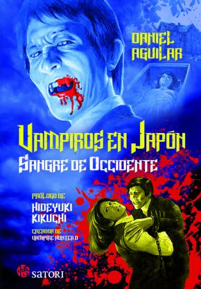 VAMPIROS EN JAPON. SANGRE DE OCCIDENTE