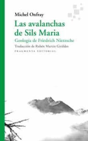 Las avalanchas de Sils Maria