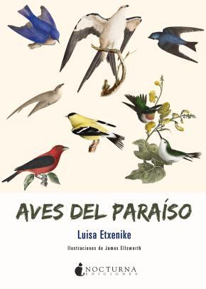 Aves del paraíso