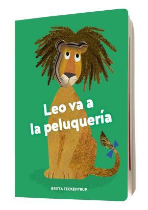 Leo va a la peluquería