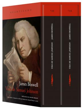 Vida de Samuel Johnson (estuche con dos volúmenes)