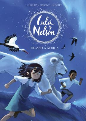 Rumbo a África (Lulú y Nelson)