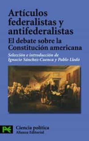 Artículos federalistas y antifederalistas