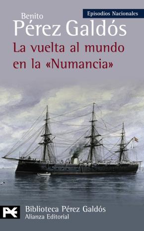 """La vuelta al mundo en la """"Numancia"""""""