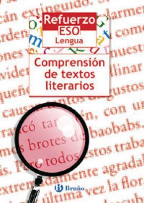 Refuerzo Lengua ESO Comprensión de textos literarios