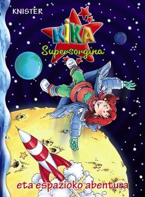 Kika Supersorgina eta espazioko abentura