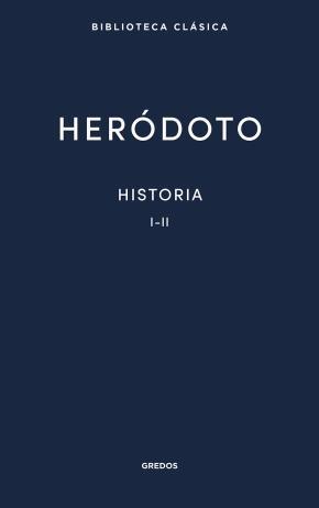 24. Historia. Libros I-II