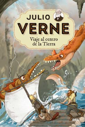 Julio Verne 3. Viaje al centro de la Tierra.