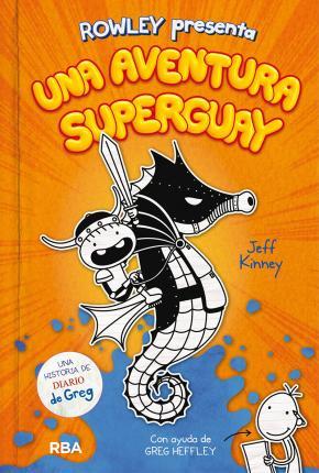 Rowley presenta una aventura superguay