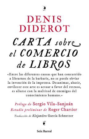Carta sobre el comercio de libros