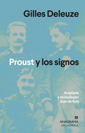 Proust y los signos