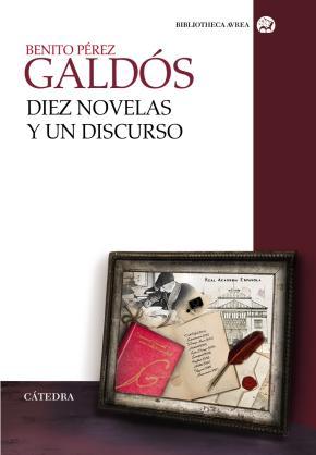Diez novelas y un discurso