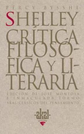 Crítica filosófica y literaria
