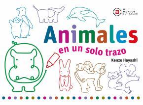 Animales en un solo trazo