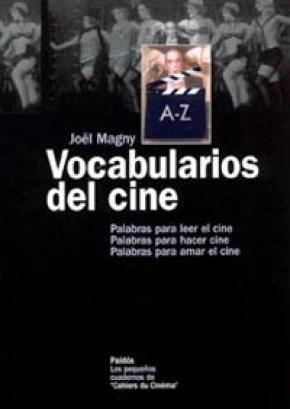 Vocabularios de cine