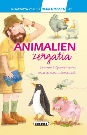 Animalien zergatia