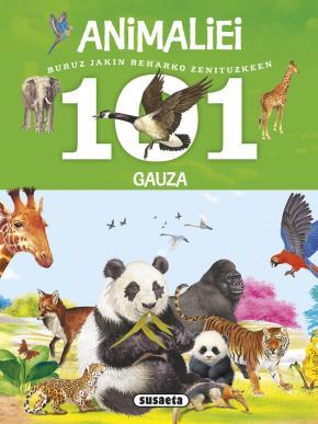 101 gauza buruz jakin beharko zenituzkeen animaliei