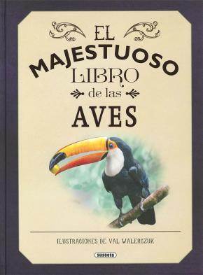 El majestuoso libro de las aves