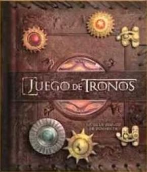 JUEGO DE TRONOS, LA GUÍA POP-UP DE PONIENTE